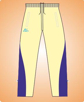 Custom Made Cricket Trousers