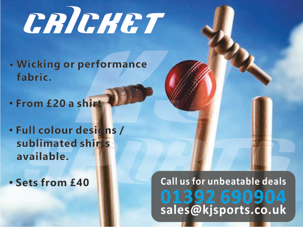 Custom Made Cricket Teamwear / Custom Made Cricket Teamwear
