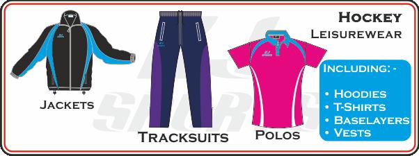 Custom Made Hockey Leisurewear
