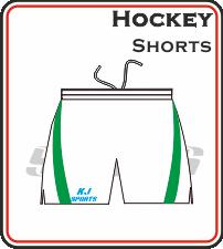 Custom Made Hockey Shorts